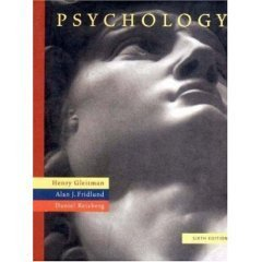 Psychology - 6th (Sixth) Edition (Sexuality Education Edition 6th)