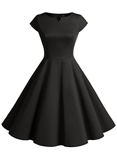 50s style dress with petticoat - 6
