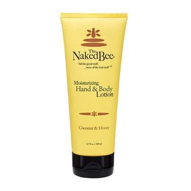 The Naked Bee Coconut Honey Moisturizing Hand Body Lotion 6.