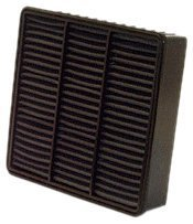 WIX Filters - 46215 Air Filter Panel, Pack of 1