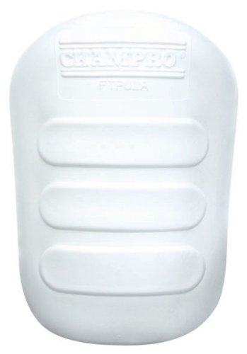 (Champro Ultra Light Varsity Thigh Pad (White, Adult))