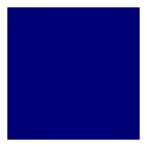 Lee Filters 4x4'' #47B Polyester Filter for Tricolor/Color Separation Work, Blue