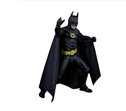Nostalie 25th Anniversary 1989 Batman Michael Keaton Action Figure Kid Gift 1989