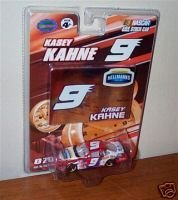 kasey-kahne-9-hellmans-ragu-dodge-charger-1-64-scale-with-bonus-foil-card-winners-circle