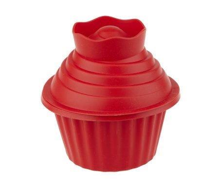Giant Jumbo Cupcake Silicone Bakeware product image