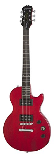 Epiphone Les Paul Special VE Solid-Body Electric Guitar, Cherry