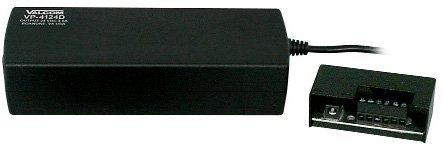 Amplifier Power Supply Design - VP-4124D - VP-4124D - Valcom Power Supply for Amplifier 4Amp 24V