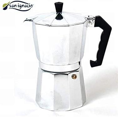 Gerimport Cafetera para Nueve Tazas San Ignacio Medidas 18x10x21 ...