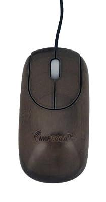 Impecca Custom Carved Designer Bamboo Mice