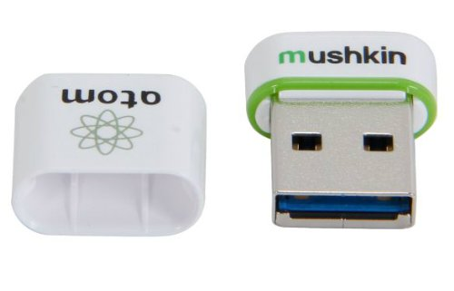 Mushkin Enhanced Atom Series USB 3.0 Flash Drive (MKNUFDAM32GB) 8 Gb Atom Usb
