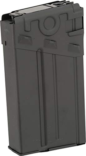 Evike Matrix 500 Round Metal Hi-Cap Magazine for G3 Series Airsoft AEG (Package: Single Magazine)