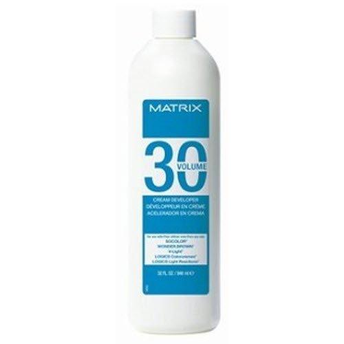 Matrix 30 Volume Cream Developer 32 fl.oz by Matrix [Beauty] (Matrix Developer 30 Volume compare prices)
