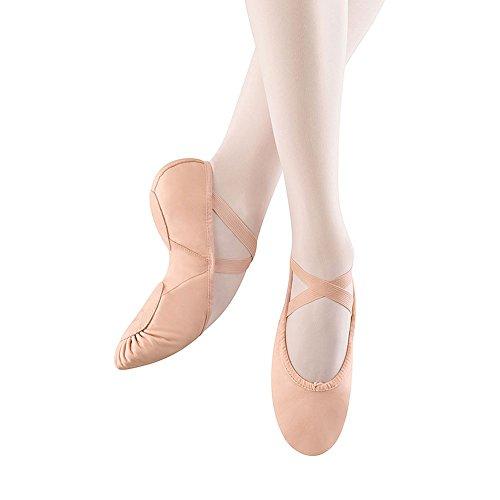 Bloch Women's Prolite II Hybrid Ballet Slipper,Pink,8 D US