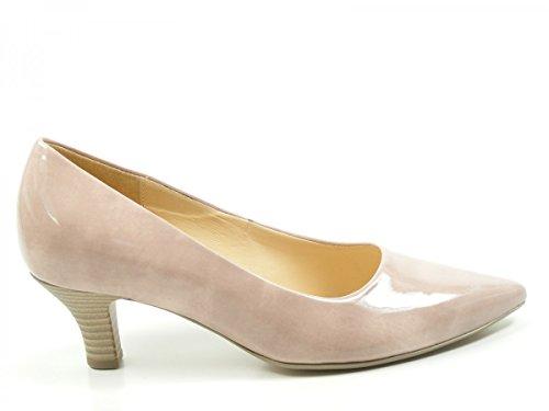 Gabor Gabor Damen Pumps antikrosa - Zapatos de tacón para mujer, color rot, talla 40