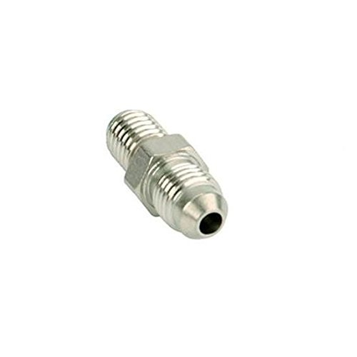 GM Metric Caliper Fitting, 10mm - 1.5 to -3 AN, Male Adapter (Gm Metric Caliper)