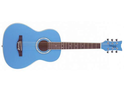 Other 6 String Acoustic Guitar, Right, Cotton Candy Blue (Other) by Other