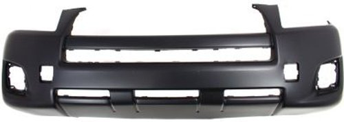 Crash Parts Plus Primed Front Bumper Cover Replacement for 2009-2012 Toyota RAV4