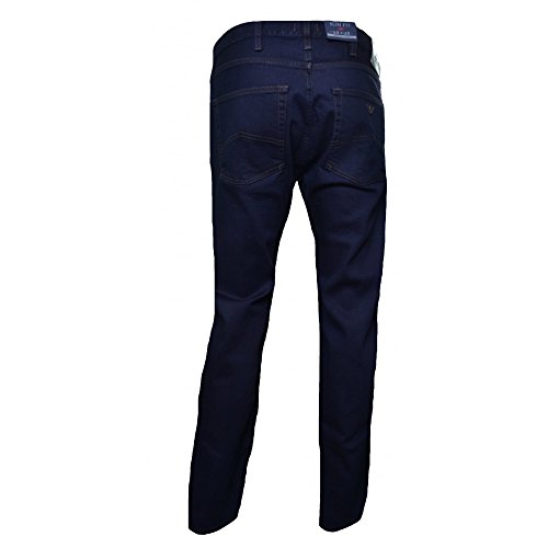 Armani Jeans Men's J45 Slim Fit Blue Notte Jeans
