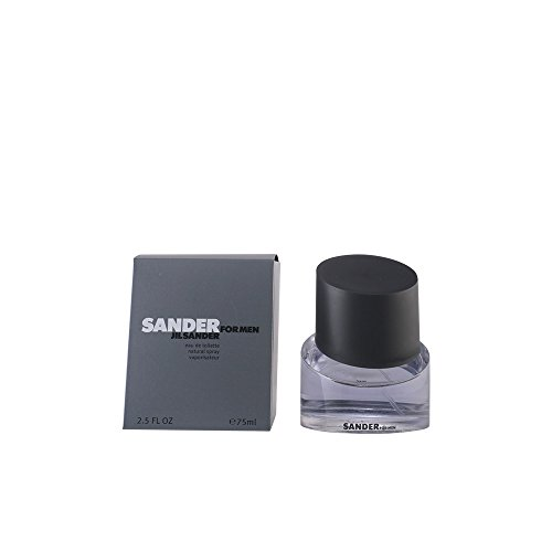 Sander By Jil Sander For Men. Eau De Toilette Spray 2.5 Ounces (Sander De Mint Toilette Eau)
