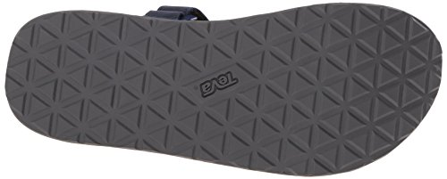 Teva Men's Original Universal Slide Leather Sports and Outdoor Lifestyle Sandal Navy GrDklxc