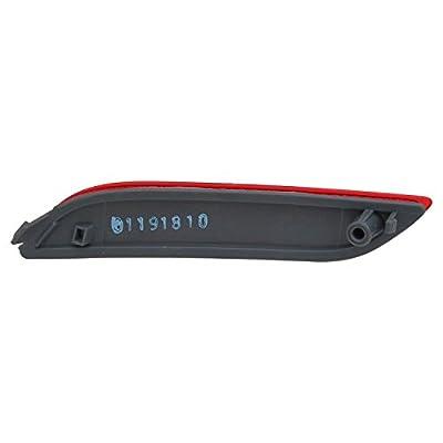 TYC 17-5771-00 Reflex Reflector: Automotive