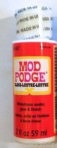 Mod Podge Gloss Lustre Finish 2 FL OZ by Plaid (Image #1)