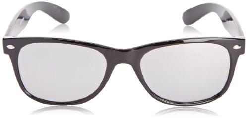 Icon Eyewear - Lunettes De Soleil Femme Homme Noir