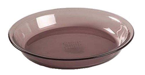 Corning Ware / Pyrex Originals Cranberry Pie Serving Plate ( 9