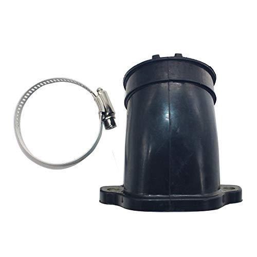 iFJF 1253527 Intake Manifold Boot for ATV UTV Ranger Sportsman Throttle Body Adapter Polaris1253527