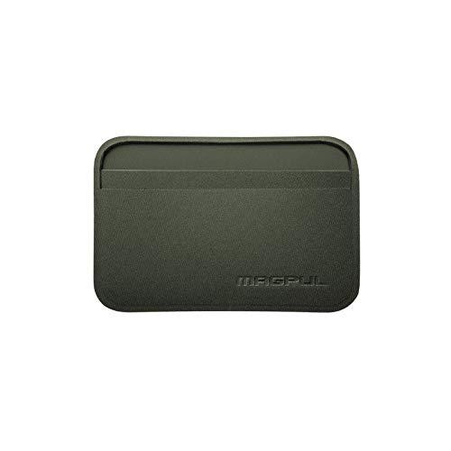 Magpul DAKA Everyday Tactical Slim Minimalist Credit Card Holder Travel Wallet EDC Gear, Olive Drab Green