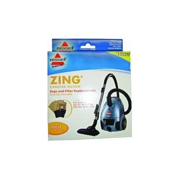 Amazon Com Bissell 77f8 Accessory Pack For Zing Bagged