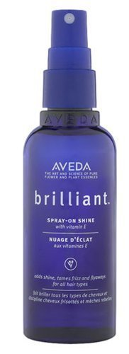 AVEDA by Aveda BRILLIANT SPRAY ON SHINE WITH VITAMIN E 3.4 OZ UNISEX Haircar ()