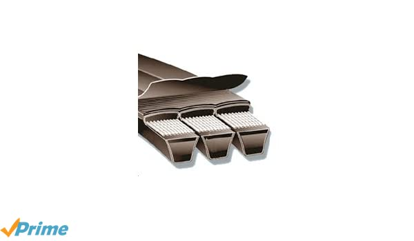 D/&D PowerDrive 5//3V850 Banded V Belt