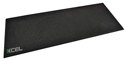 """XCEL Yoga Joint Relief Mat Fitness Exercise Pad 32"""" x 12"""" x 1/2"""""""