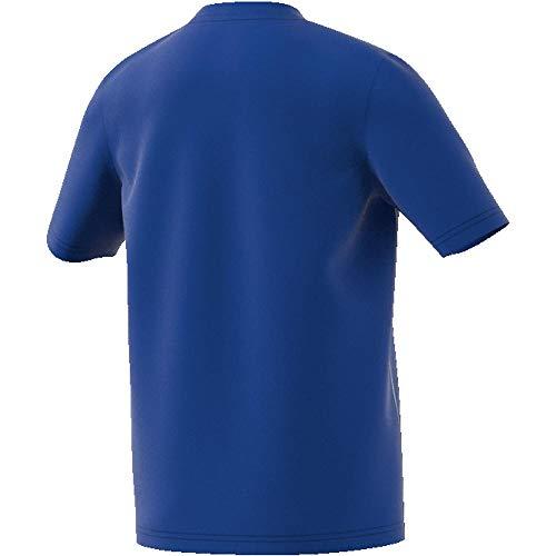 de azul Core18 Adidas blanco Kids Jersey Bold entrenamiento 1nPfqd8d