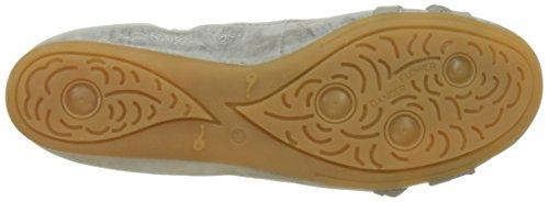 fossile Cerrada Mjus 1401 Mujer para Bailarinas Punta 0001 0001 con medusa Beige 670755 Fossile medusa pYAqwpP