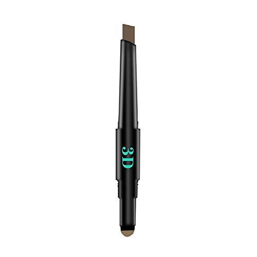 Automatic Eyebrow, ✔ Hypothesis_X ☎ 3 in 1 Waterproof Multifunctional Lasting Eyebrow Makeup Kit Beauty Cosmetics