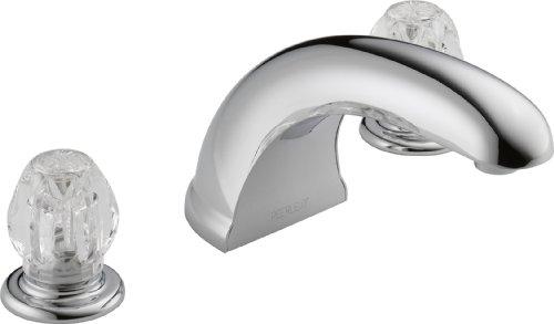Peerless P286020 Classic Two Handle Roman Tub, Chrome