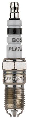 Bosch (4459) HGR9DQP Platinum +  4 Spark Plug, (Pack of - Premium Platinum Spark Plug