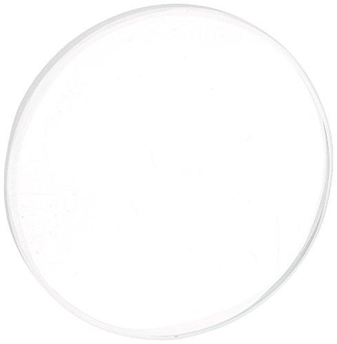 United Scientific DEMO75 Glass Demonstration Lens Set, 6 Pieces, 75mm Diameter