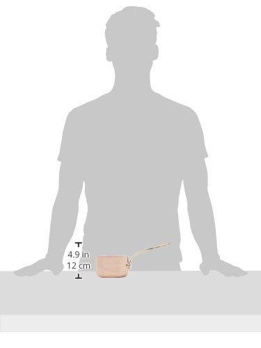 12 cm Mauviel1830 MH/éritage 150b 672012 Casserole