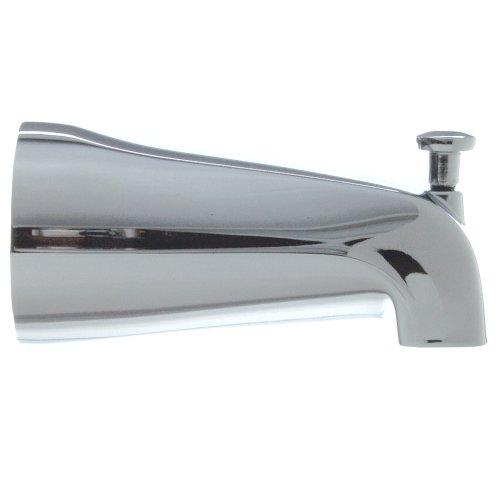 Danco, Inc. 88434 Adjustable Tub Spout, Rear, Metal, - Tub Chrome Danco