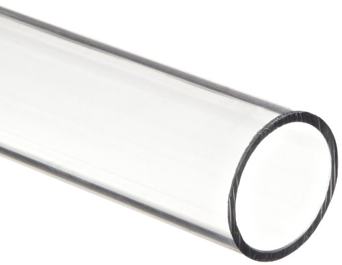 Polycarbonate Tubing Wall Clear Color