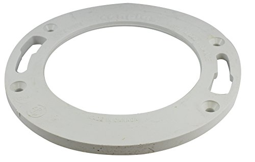 Canplas 219180-002W Closet Flange Spacer Ring