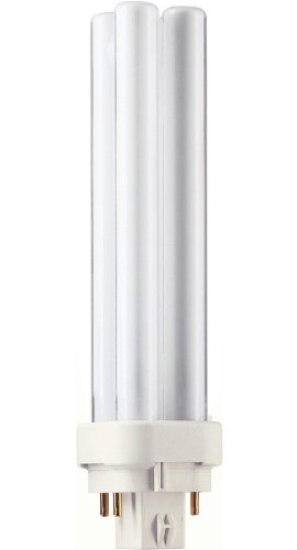 - Philips 230359 Energy Saver PL-C 13-Watt Compact Fluorescent Light Bulb