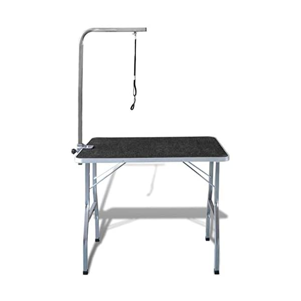 Generic .Animal Groom Animal Groom Trimming Care Bathing Trimming et ANI Table with Table with Portable Dog Grooming roomin Castors Pet ble Dog GRO 2