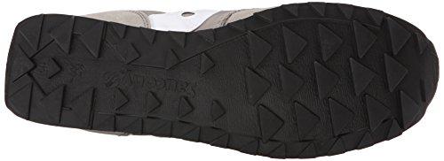 Saucony Jazz Original S2044-355, Zapatillas de Deporte para Hombre Gris (Gris Claro)