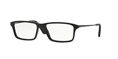 Ray-Ban Jr. Eyeglasses RY1541 3615 Rubber Black 49 14 - Frames Jr Ray Ban