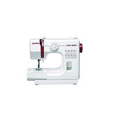 amazon com janome sew mini 2 stitch sewing machine rh amazon com Contessa Sewing Machine Manual Elna Grasshopper Sewing Machine