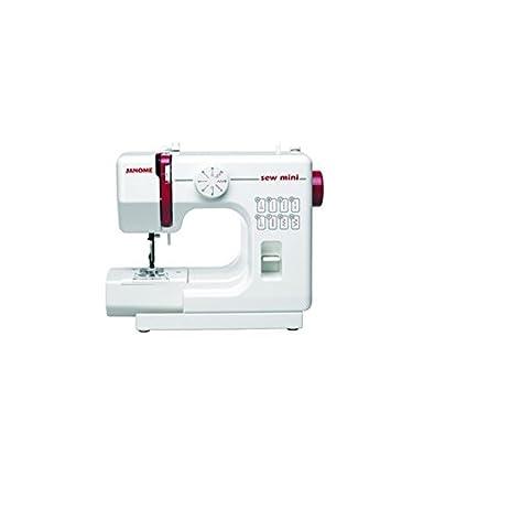Amazon Janome Sew Mini 40Stitch Sewing Machine Interesting Janome Mini Sewing Machine